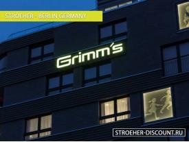 Фасадная плитка для Жилых комплексов - «Berlin Germany»
