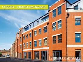 Фасадная плитка для Бизнес Центров - «Birmingham-England»