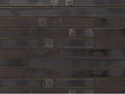 Клинкерная плитка Stroeher - «650 EISENSCHWARZ R590»
