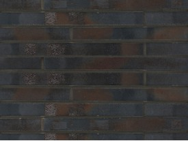 Клинкерная плитка Stroeher - «656 ROSTSCHWARZ R590»