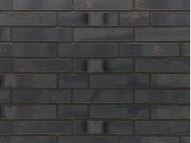 Клинкерная плитка Stroeher - «650 EISENSCHWARZ»