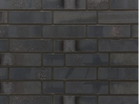 Клинкерная плитка Stroeher - «650 EISENSCHWARZ NF»