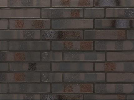Клинкерная плитка Stroeher - «652 MOORBRAUN»