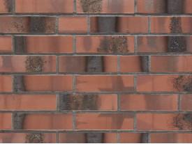 Клинкерная плитка Stroeher - «654 FLAMMENROT»