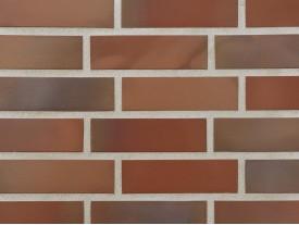 Клинкерная плитка Stroeher - «316 PATRIZIERROT OFENBUNT»