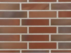 Клинкерная плитка Stroeher - «316 PATRIZIERROT OFENBUNT R52»
