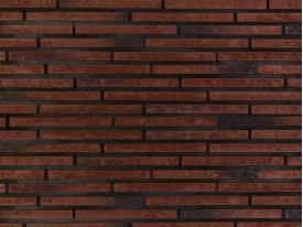 Клинкерная плитка Stroeher - «353 EISENROST Riegel R35»