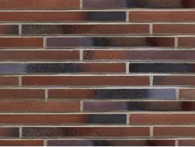 Клинкерная плитка Stroeher - «455 BRAUN-BLAU»