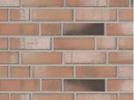 Клинкерная плитка Stroeher - «493 HELLROT-BUNT»