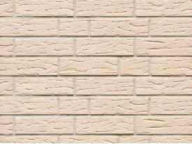 Клинкерная плитка Stroeher для вент. фасадных систем с пропилом и затиркой швов - «410 GRONINGEN»