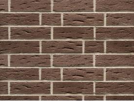 Клинкерная плитка Stroeher для вент. фасадных систем с пропилом и затиркой швов - «429 AARDENBURG»