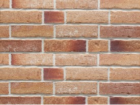 Клинкерная плитка Stroeher для вент. фасадных систем с пропилом и затиркой швов - «372 AMBERBEIGE»