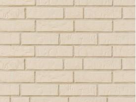 Клинкерная плитка Stroeher для вент. фасадных систем с пропилом и затиркой швов - «351 KALKBRAND»