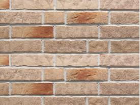 Клинкерная плитка Stroeher для вент. фасадных систем с пропилом и затиркой швов - «352 KUPFERSCHMELZ»