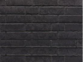 Клинкерная плитка Stroeher для вент. фасадных систем с пропилом и затиркой швов - «360 ONYXSTAUB»