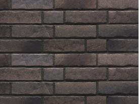 Клинкерная плитка Stroeher для вент. фасадных систем с пропилом и затиркой швов - «368 SEPIAQUARZ»