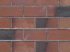 Клинкерная брусчатка Stroeher - «124 BRAUN BLAU»
