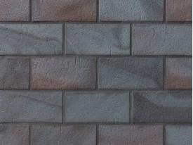 Клинкерная брусчатка Stroeher - «336 METALLIC SCHWARZ»