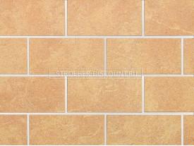 Цокольная плитка Stroeher - «834 GIALLO R115»