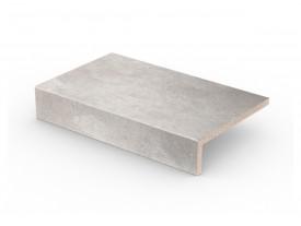 Клинкерная ступень Stroeher - «971 GREIGE арт. 4837-4817»