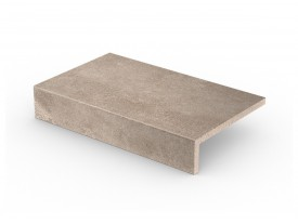 Клинкерная ступень Stroeher - «972 TAUPE арт. 4837-4817»